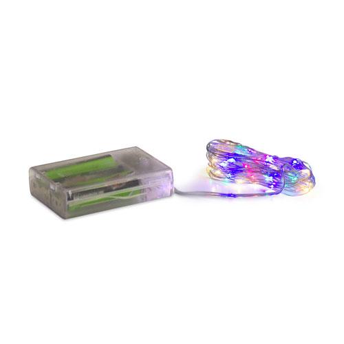 Mini LED String Light with Timer, Set of Six