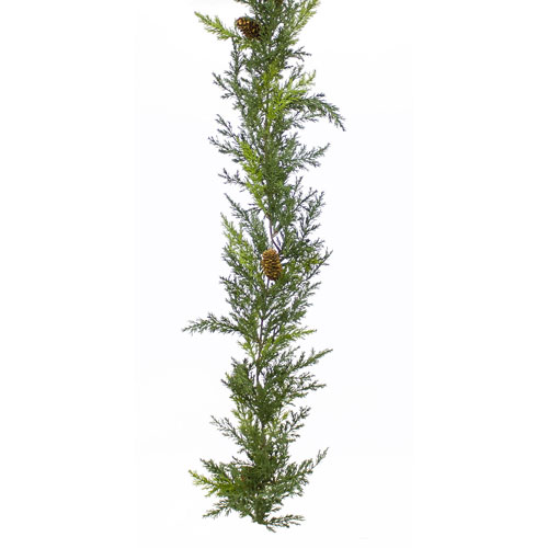 Arborvitae Garland, Set of Six