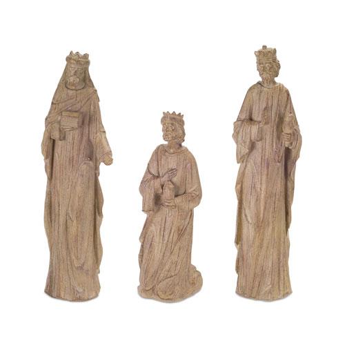 Melrose International Wisemen, Set of Three