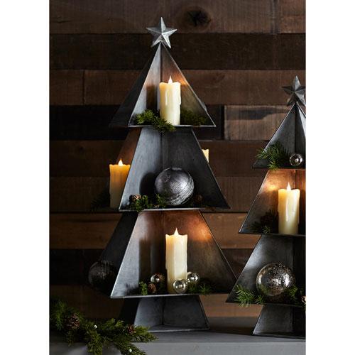 Tall Christmas Tree Display
