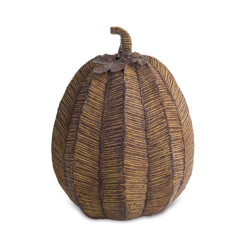 Melrose International Large Pumpkin