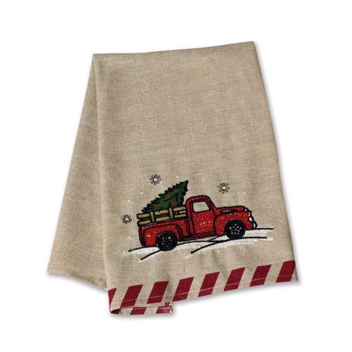 Truck Tea Towel, Set of Six