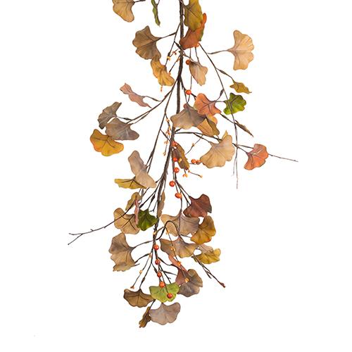 Gingko Leaf Garland, Set of Two