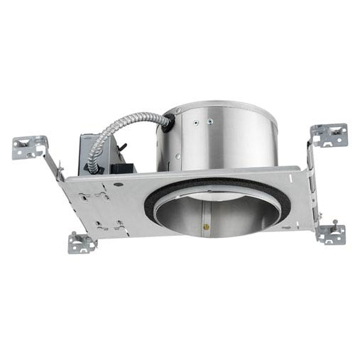 IC22LED G4 06LM 30K 90CRI 120 FRPC 6-Inch IC Rated New Construction Recessed Housing 30K 120V