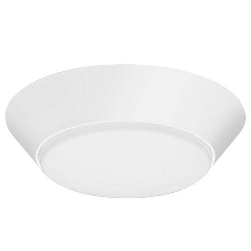 Lithonia Lighting FMML 7 840 WL 7 in. White Versi LED Wet Location Flush Mount 4000K