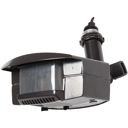 OMS 2000 120 DDB M4 Dark Bronze 1 Direction Motion Sensor, Higher Wattage