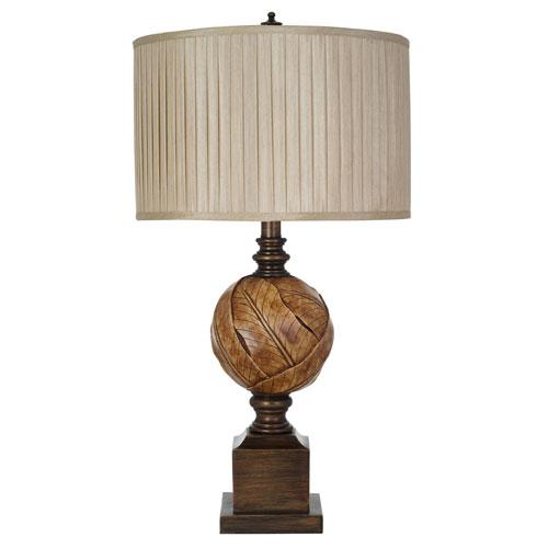 Morgan Painted Bronze LED Table Lamp