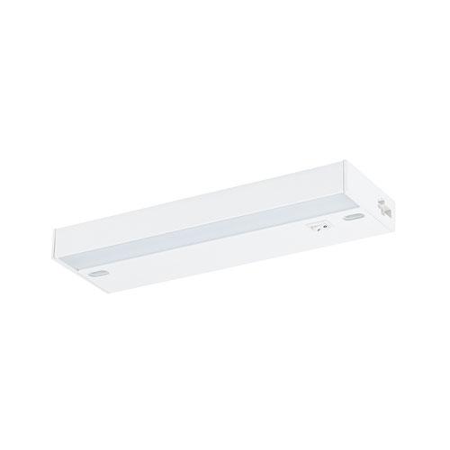 Catalina Lighting Ellumi White Nine-Inch LED Antibacterial Undercabinet Light