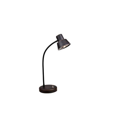 Tensor Bronze LED Eight-Inch One-Light Desk Lamp