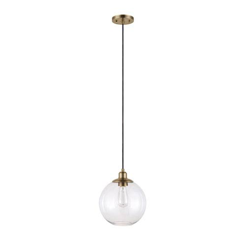 Hudson Clear One-Light Pendant