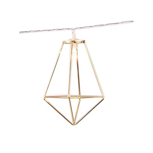 Max Gold 10-Light LED String Light