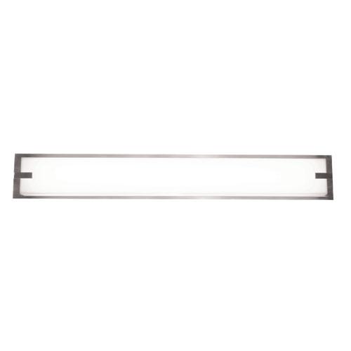 Sinclair Satin Nickel 39-Inch LED Bath Vanity