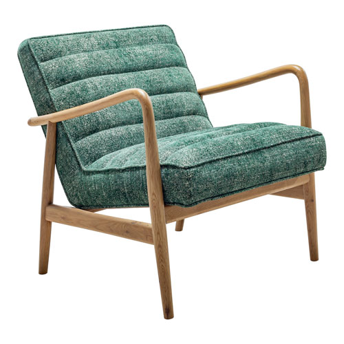 Adeline Green Occasional Accent Chair