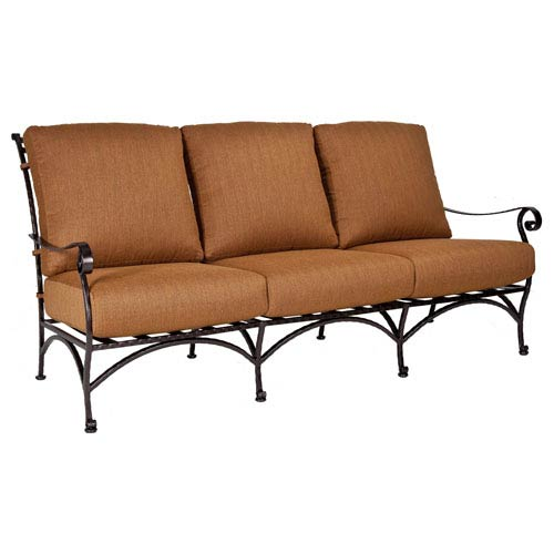 Sofa, Copper Canyon and Trax Teak