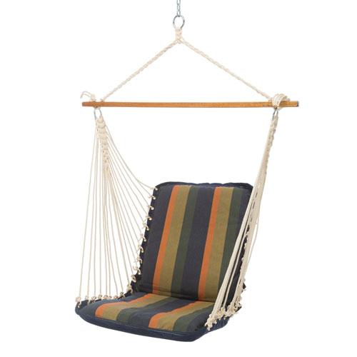 Pawleys Island Cushioned Single Swing