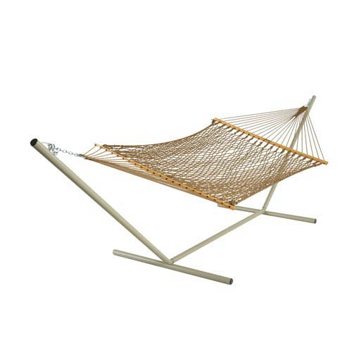 Rope Hammock Duracord Antique Brown Large