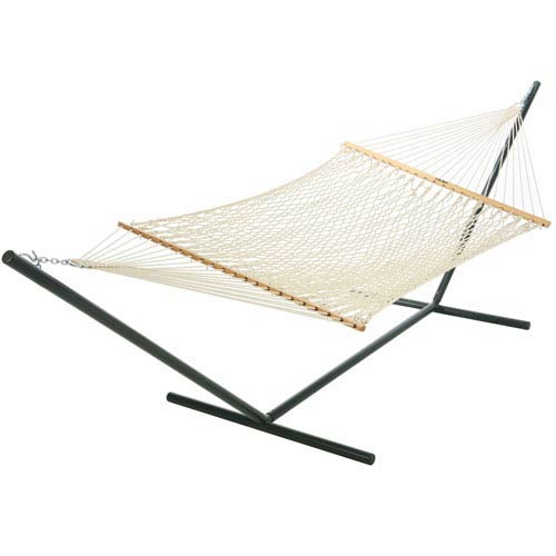 Rope Hammock Duracord Large Oatmeal