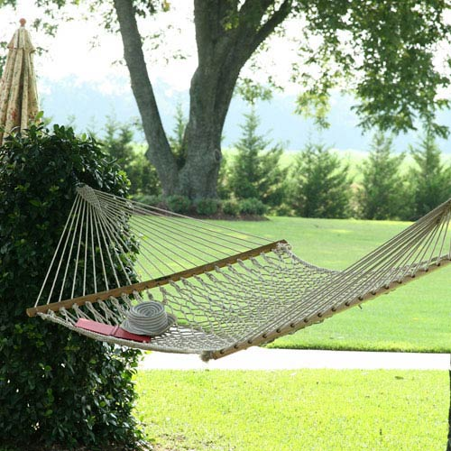 Rope Hammock Cotton Large