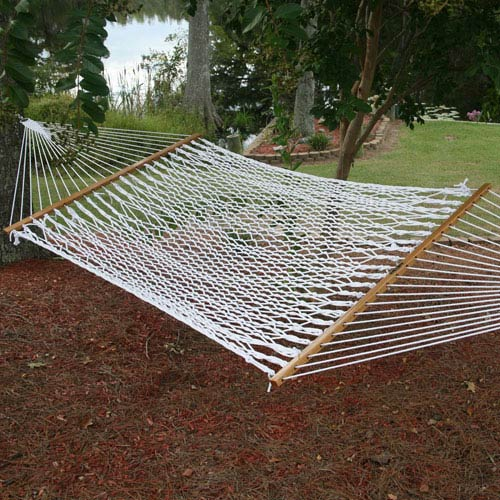 Rope Hammock Polyester Large