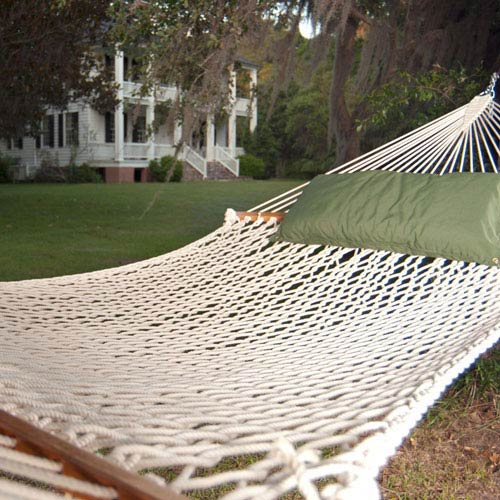 Rope Hammock Polyester Presidential