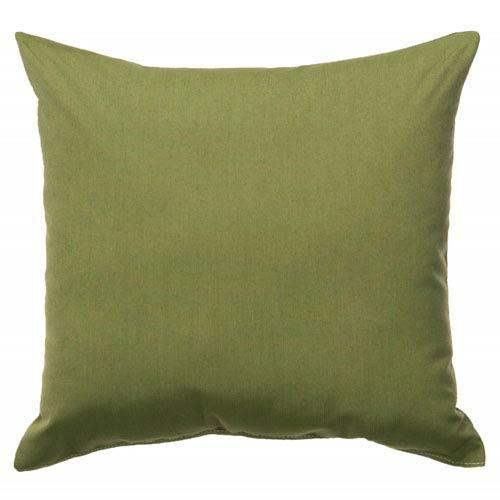 Pillow Sunbrella Square Large Cilantro