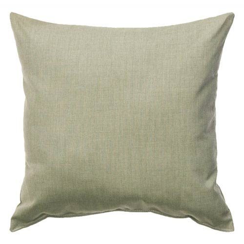 Pawley's Island Pillow Sunbrella Square Large Cast Oasis