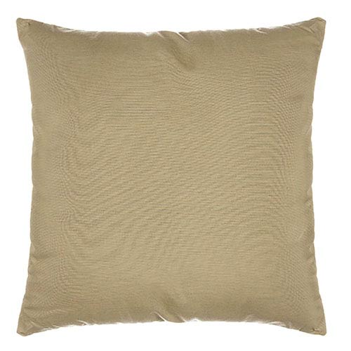 Pawley's Island Pillow Sunbrella Square Extra Large Spectrum Sand