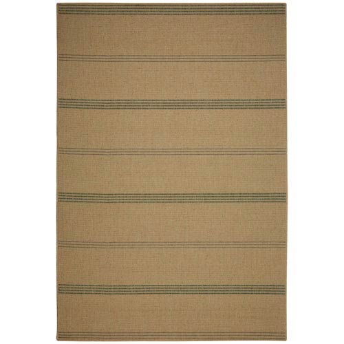 Rug Inlet Stripe 7X10 Natural