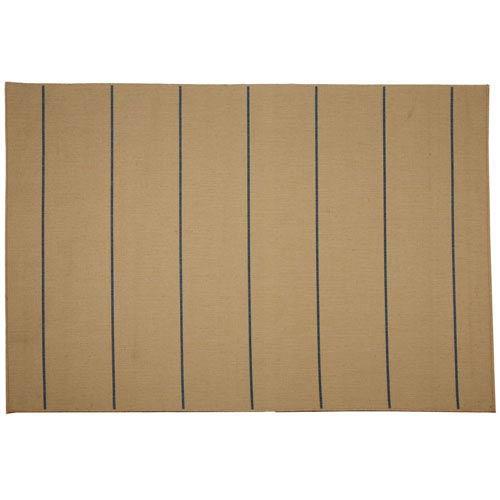 Rug Palmetto Stripe 2X3 Natural