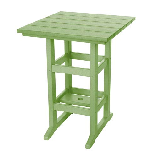 Durawood Lime Counter Height Table