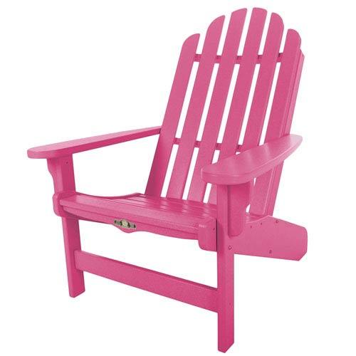 Essentials Pink Adirondack Chair