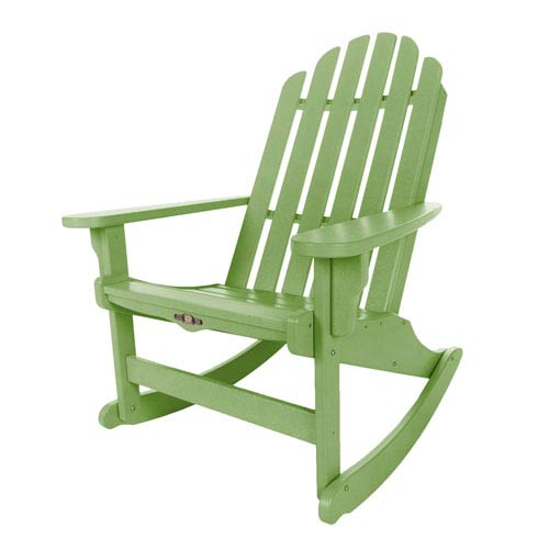 Essentials Lime Adirondack Rocker