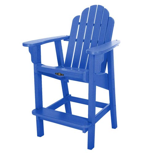 Pawley's Island Essentials Blue Counter Chair
