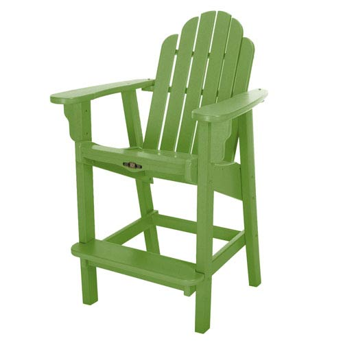 Pawley's Island Essentials Lime Counter Chair
