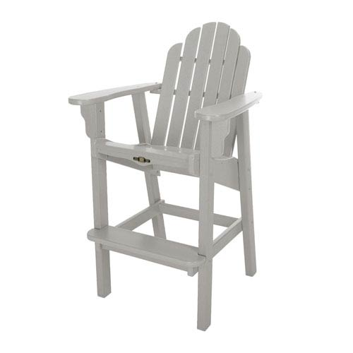 Essentials Gray High Dining Chair
