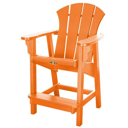 Sunrise Dew Oran Counter Chair