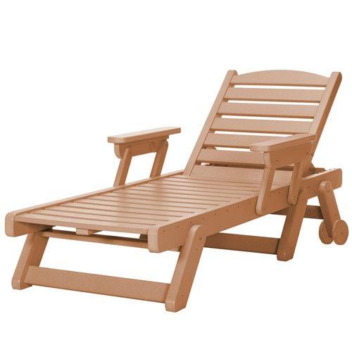 Sunrise Dew Cedar Chaise Lounge