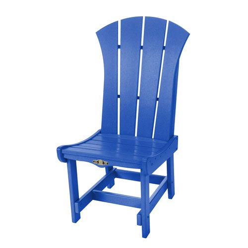 Pawley's Island Sunrise Dew Blue Dining Chair