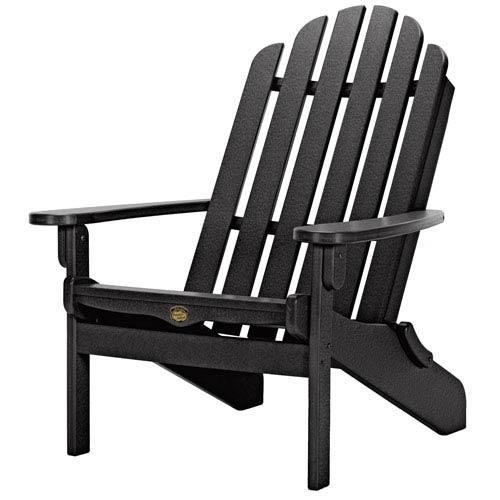 Pawley's Island Sunrise Dew Black Folding Chair