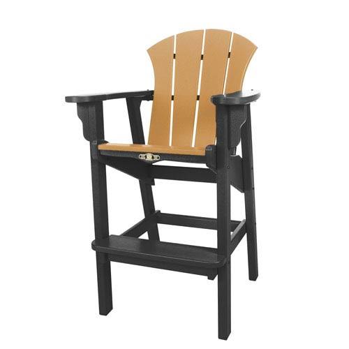 Sunrise Dew Black/Cd Hi Dining Chair