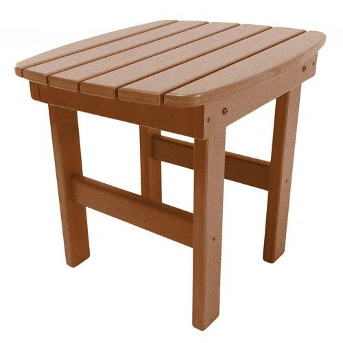 Pawley's Island Cedar Side Table
