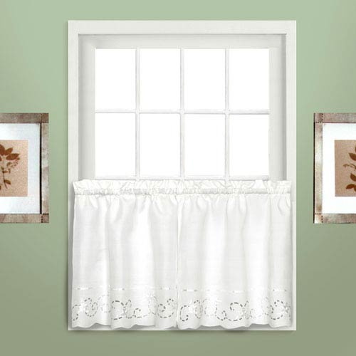 Rachael White 24 x 60 In. Kitchen Tier Pair, Set of Two