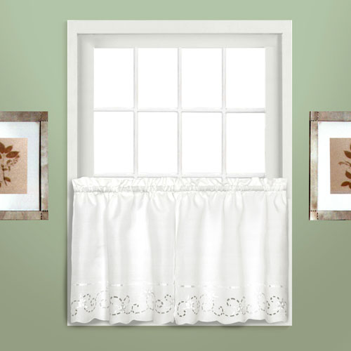 Rachael White 36 x 60 In. Kitchen Tier Pair, Set of Two