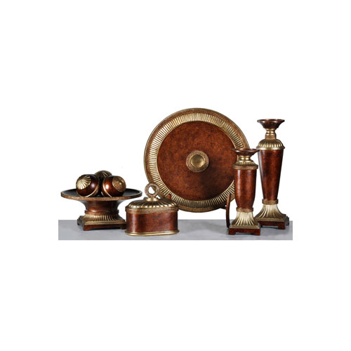 Winfield Bronze Decorative Accessories, Set of 5