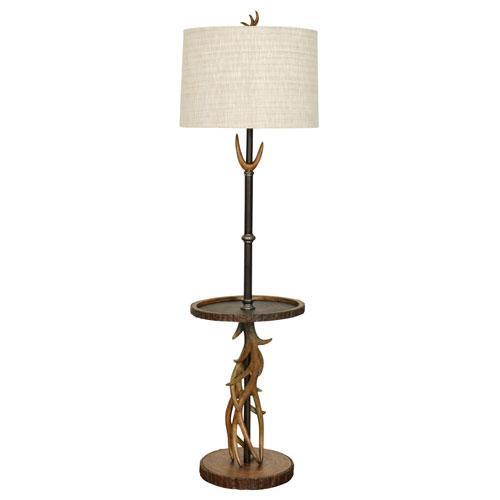 Modern Wood Floor Lamp Bellacor
