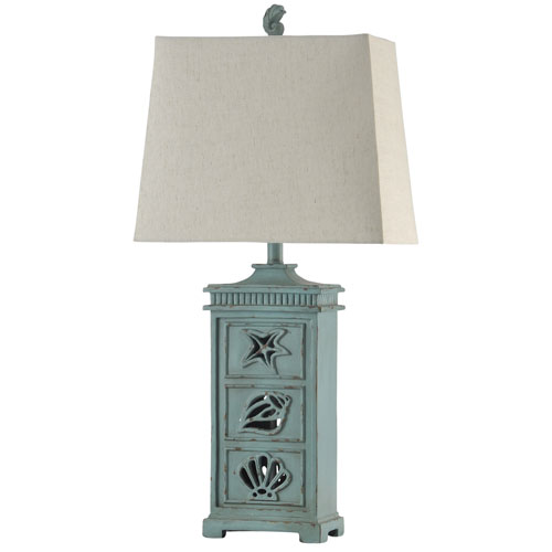 River Crest One-Light Table Lamp