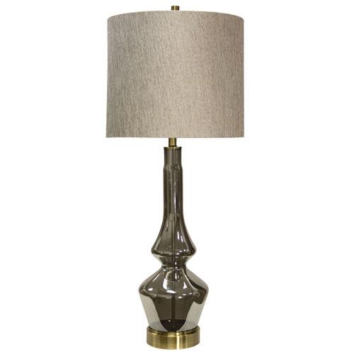 Burgetts One-Light Table Lamp