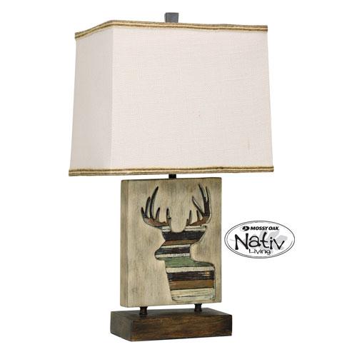 StyleCraft Arapahoe One-Light Table Lamp