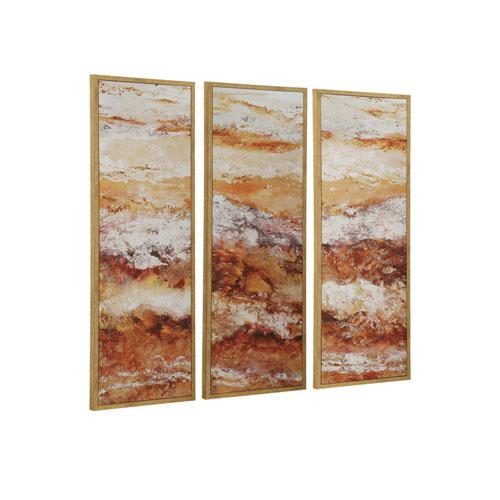 Stylecraft Multicolor Framed Wall Art Set Of 3 Wi532251ds Bellacor