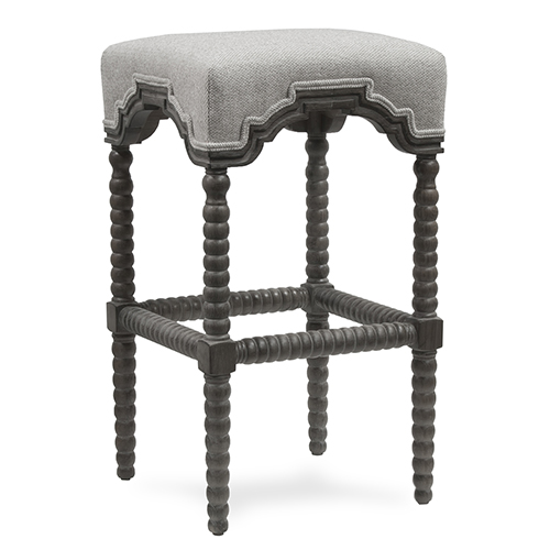 Outstanding Inwood Weathered Gray Wood Barstool Ncnpc Chair Design For Home Ncnpcorg